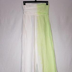 Lacusa strapless jumpsuit
